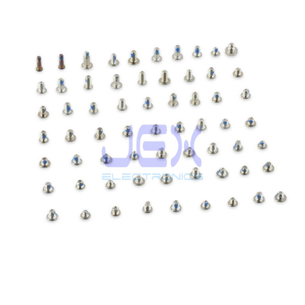 Full Complete internal Screw Set/Kit For Iphone X All Screws