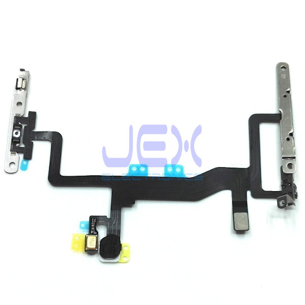 Power Flex Cable for Iphone 6S Volume Button/Upper Mic/Flash/Silent switch