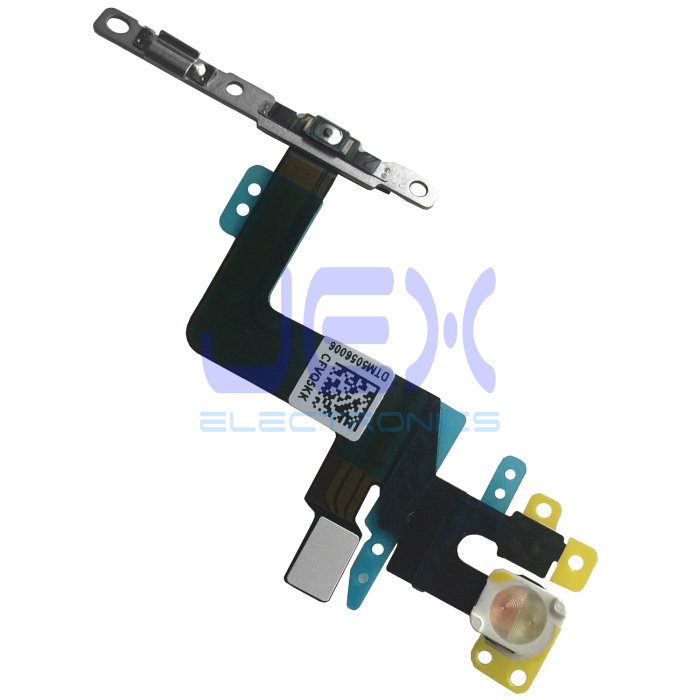 Power Flex Cable for Iphone 6S Plus Power Button/Upper Mic/Flash LED