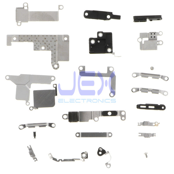 Internal Replacemen​t Retaining Bracket Plate & Small Parts Set for iPhone 8