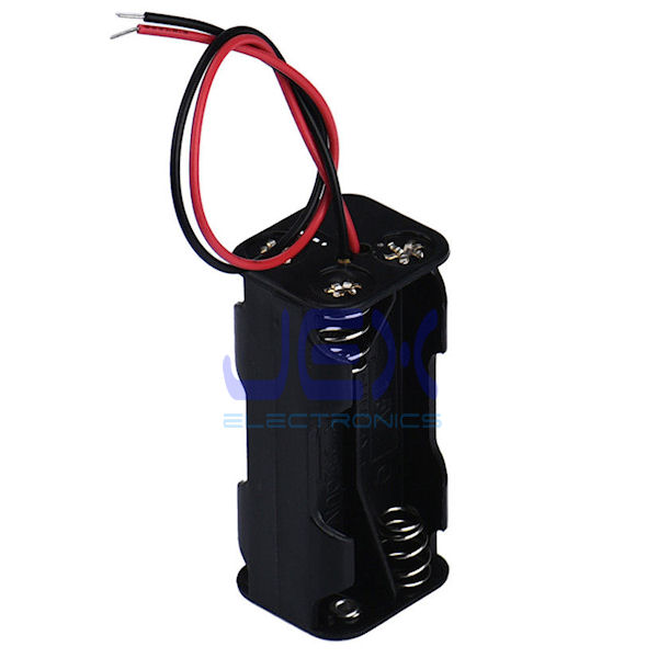 Jex Electronics LLC > Electrical Components > Quad/4X AAA DIY ...