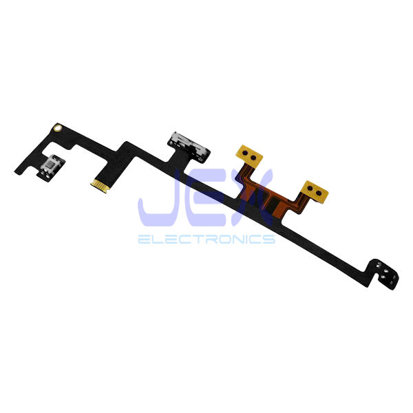 Power/Volume Button/Silent/Mute Switch Flex Cable for iPad 3 or 4