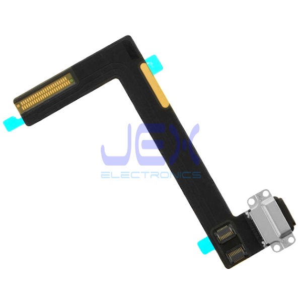 Black Charging Port/dock Connector Flex Cable iPad Air 2