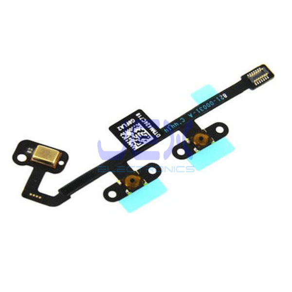 Volume Button & Mic/Microphone Flex Cable for iPad Air 2