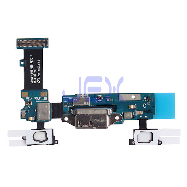 Original Menu Button Sensor Charging Port Flex Cable for Samsung Galaxy S5 G9008V