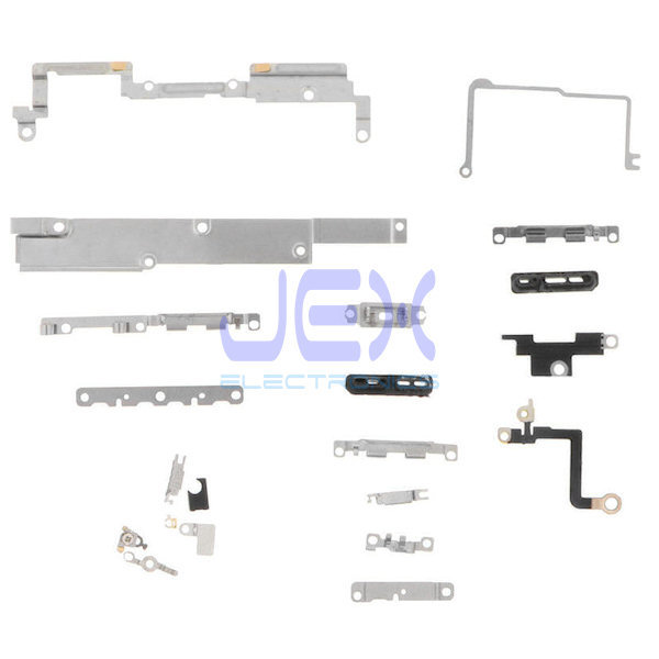 Internal Replacemen​t Retaining Bracket Plate & Small Parts Set for iPhone X