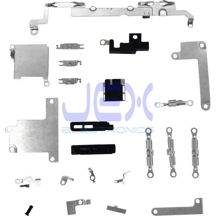 Internal Replacemen​t Retaining Bracket Plate & Small Parts Set for iPhone XR