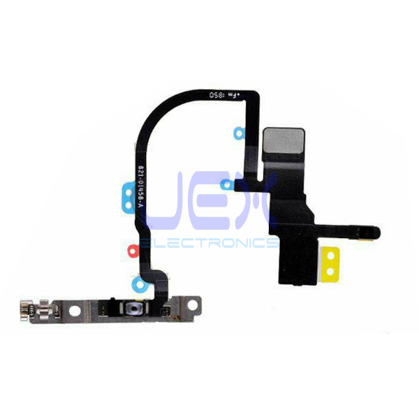 Power Button Flex Cable with Mic LED Flashlight for Iphone XS and XS MAX