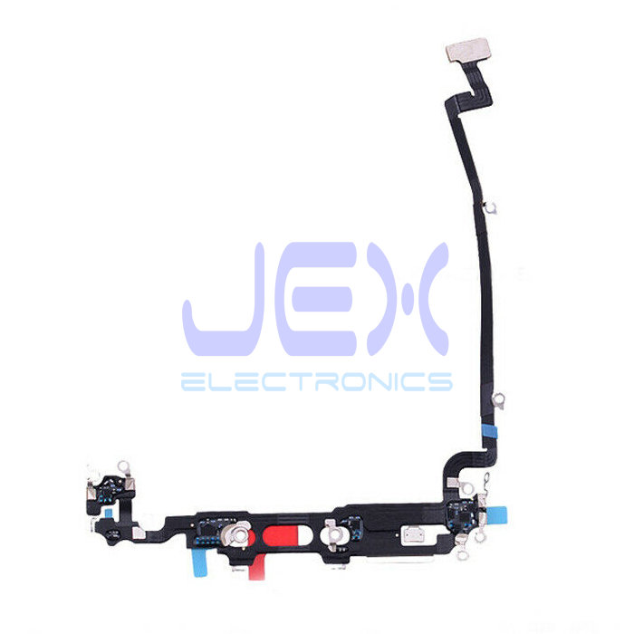 Loud Speaker & Charging Port Bracket Antenna Interconnect Flex Cable for Iphone XS