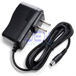 9V Power Adapter/Supply for Guitar Effects Pedal Center Negative Polarity 300mA/500mA/1A