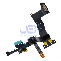 Proximity Light Sensor/Upper Mic Flex Cable with Front Face Camera for iPhone 5C