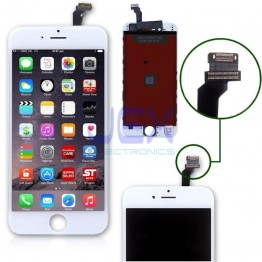 White iPhone 6 Full Front Digitizer Touch Screen and LCD Assembly Display