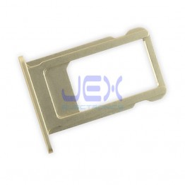 Gold Aluminum Nano Sim tray for Gold Iphone 6 Plus