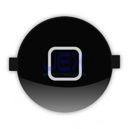 Gloss Black Home Button for iPhone 4S