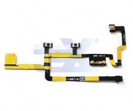 Power/Volume/Silent/Mute Flex Cable for New iPad 2 EMC 2560 version 2012