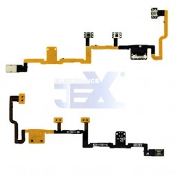 Power/Volume/Silent/Mute Flex Cable for New iPad 2 GSM/Wifi
