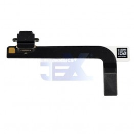 Black Charging Power Port/dock Lightning Flex Cable for iPad 4