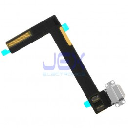 White Charging Port/dock Connector Flex Cable iPad Air 2