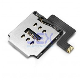 Sim Card Reader/Holder Flex Cable Connector Assembly for iPad Air