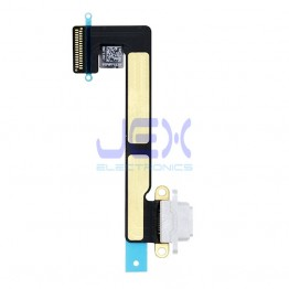 White Charging Port/dock Connector Flex Cable iPad Mini 2 or Mini 3