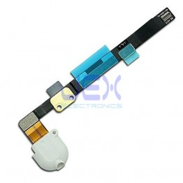 White Headphone Jack Flex Cable for iPad Mini 2 or Mini 3
