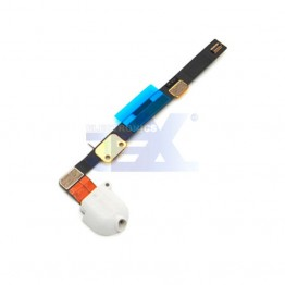 White Headphone Jack Flex Cable for iPad Mini