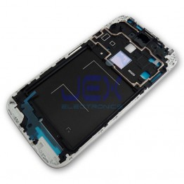 Original Front Frame Middle Midframe Bezel Chassis For Samsung Galaxy S4