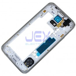 Middle Frame Midplate Midframe Bezel Chassis For Samsung Galaxy S5