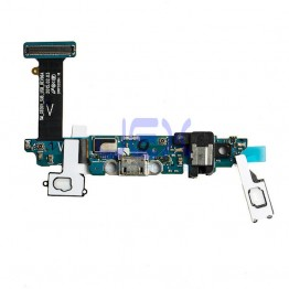 Original Menu Button Sensor Charging Port Flex Cable for Samsung Galaxy S6 G920V