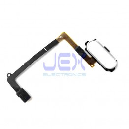 White Home Button Fingerprint Sensor Flex Cable For Samsung Galaxy S6