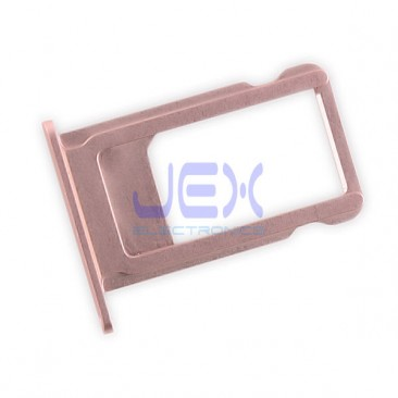 Rose Gold Aluminum Nano Sim tray for Pink Iphone 6S Plus
