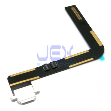 White Charging Port/dock Connector Flex Cable iPad Air