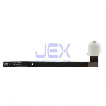 White Headphone Jack Flex Cable for iPad Air Wifi Only