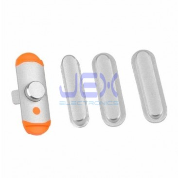 Power Volume Button Silent//Mute Flex Cable For All iPad Air /& Mini 1 First Gen