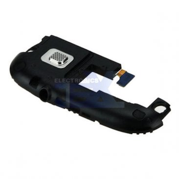 Black Loud Speaker Headphone Jack Assembly Flex for Samsung Galaxy S3