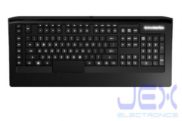 SteelSeries Apex RAW Illuminated Pro PC Gaming USB Keyboard Low Profile Lightup Keys